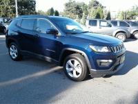 Jazz Blue Pearlcoat 2017 Jeep New Compass Latitude 4WD