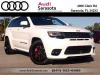 This One Owner, All Wheel Drive Grand Cherokee SRT
