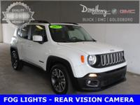 2017 Jeep Renegade Latitude Take a moment to stop by