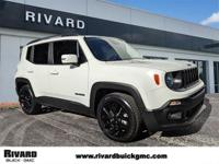 Look at this 2017 Jeep Renegade Altitude. Its Automatic