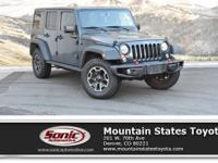 Check out this 2017 Jeep Wrangler Unlimited Rubicon