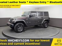 LEATHER, HEATED SEATS, KEYLESS ENTRY, CLEAN VEHICLE