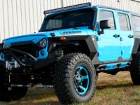 *Professionally built by Offroad Ordinance located in