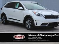 This 2017 Kia Niro LX comes complete with Rear-view