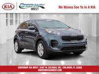 Recent Arrival! **BALANCE OF FACTORY WARRANTY**, **KIA
