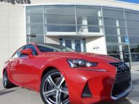 2017 LEXUS IS 200t, REDLINE, *BLUETOOTH*, *SIRIUS XM*,
