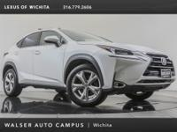 2017 Lexus NX 200t, located at Lexus of Wichita.