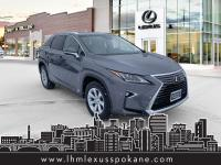 CARFAX One-Owner. Gray Pearl 2017 Lexus RX 350 AWD