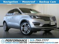 Features include: Backup Cam, Moonroof, Navigation,