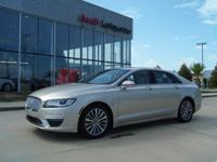 This 2017 Lincoln MKZ Select is proudly offered by Audi