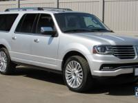 2017 Navigator L Reserve in Ignot Silver with black
