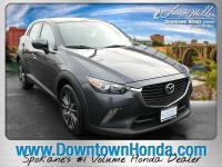 Meteor Gray 2017 Mazda CX-3 Touring AWD 6-Speed