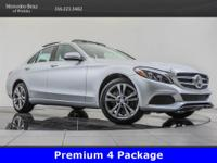 2017 Mercedes-Benz C 300 4MATIC, located at