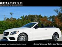 2017 MERCEDES BENZ C43 AMG 4MATIC 2-DOOR
