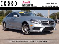 This One Owner, Low Mileage CLS 550 Sedan includes Lane