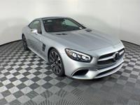 Recent Arrival!2017 Mercedes-Benz SL-Class. Gorgeous
