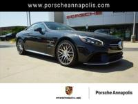 Magnetite Black Metallic 2017 Mercedes-Benz SL-Class SL