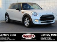 * 2017 Mini Cooper Hardtop 2 Door * This vehicle is