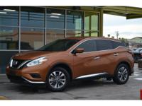 Our selection of Nissan sport utility vehicles includes