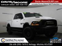 Recent Arrival!Clean CARFAX.2017 Ram 1500 Rebel Bright
