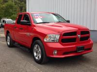 Priced below KBB Fair Purchase Price! Ram 2017 1500