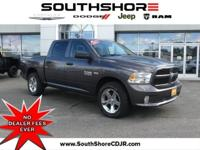 HUGE SAVINGS ON THIS DEALER OWNED RAM!! AS NEW AS YOU