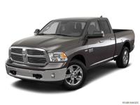 This Bright White Clearcoat 2017 RAM 1500 Laramie might