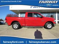 2017 Ram 1500 SLT Flame Red Clearcoat Odometer is 17461