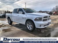 Recent Arrival! Bright White Clearcoat 4WD 8-Speed