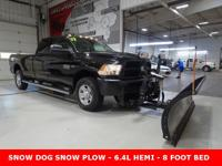 * SNOWDOG SNOW PLOW *, * ONE OWNER *, * 4WD *, * BOUGHT