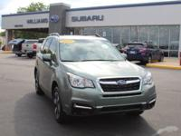 2017 Subaru Forester 2.5i Premium! ** ACCIDENT FREE