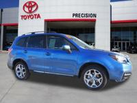 **One Owner**, -Clean Carfax-, Forester 2.5i Touring,