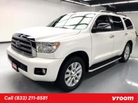 5.7L V8 Engine, Leather Seats, 7-Passenger Seating,