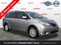 Power Liftgate * Navigation System * Panoramic Backup