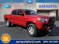 ONLY 29K MILES! LOCAL TRADE IN! **DOUBLE CAB**