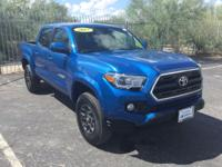2017 Toyota Tacoma SR5 V6 4x4 ** ONE OWNER ** LEASE