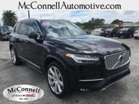 2017 Volvo XC90 T6 Inscription **One-Owner**,