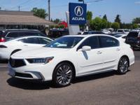 This outstanding example of a 2018 Acura RLX