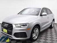 Florett Silver Metallic crossover with Quattro AWD, a