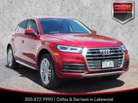 Matador Red Metallic 2018 Audi Q5 2.0T Premium Plus
