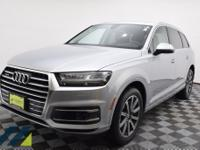 Florett Silver Metallic SUV with Quattro AWD, an