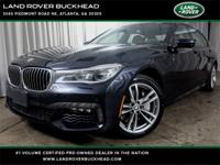 2018 BMW 7 Series 750i xDrive **Low Miles**, **We pay