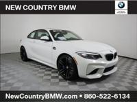 *RECENT ARRIVAL**ONE OWNER**CLEAN CARFAX* 2018 BMW M2