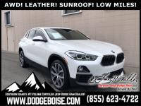 *** LEATHER *** AWD *** SUNROOF *** LOW MILES ***Only