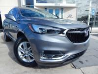 2018 Buick Enclave Essence Essence Satin Steel Gray