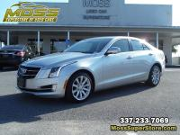Check out this 2018 Cadillac ATS Sedan Premium Luxury