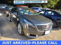 2018 Cadillac XTS Luxury phantom gray metallic