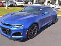 WHAT AN EXAMPLE OF AMERICAN MUSCLE!! Hyper Blue