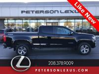 ***Like New Z71 Colorado*** - One Owner Clean Carfax -