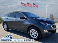 2018 Chevrolet Equinox LT 1LT FWD Nightfall Gray